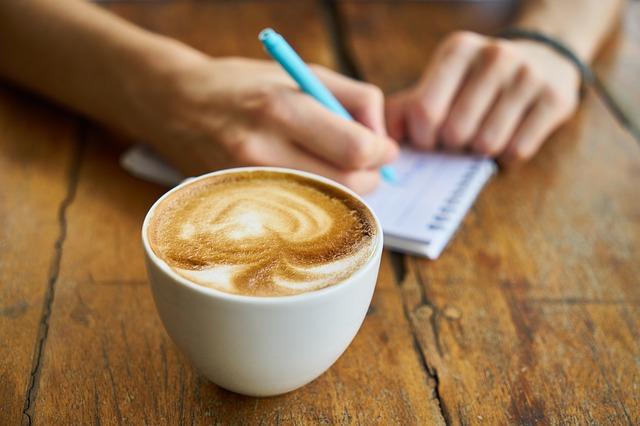Kop koffie. Kom in contact met mij voor meer informatie over VA2GO